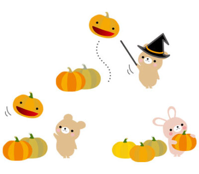 free-illustration-cute-halloween-amimals