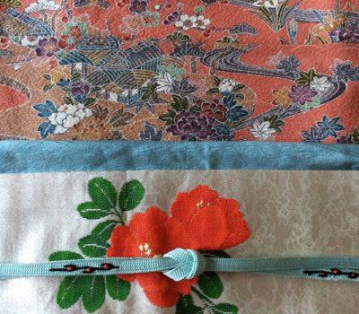 皇太子妃雅子さまのお印「はまなす」の帯